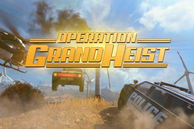 Operation Grand Heist