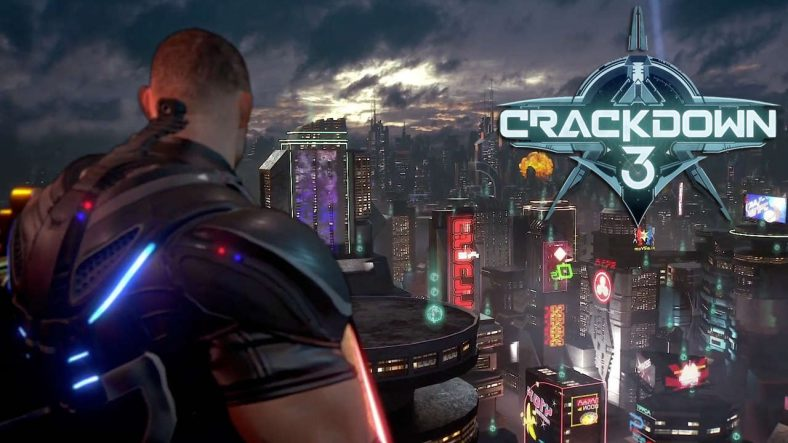 Crackdown 3 Update