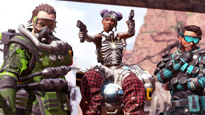 Apex Legends Levelling Guide