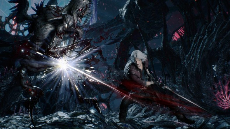 Second Devil May Cry 5 Demo