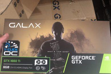 Galax GTX 1660 Ti