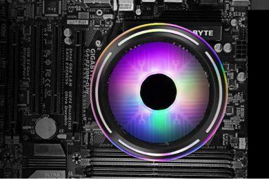 RGB CPU Cooler