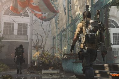 The Division 2 Dead Drops Comms Guide