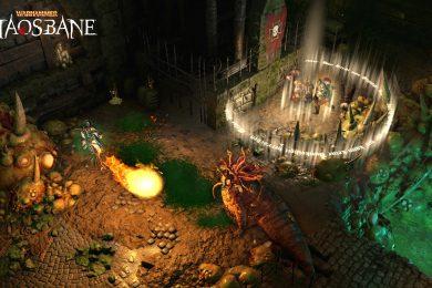 Dwarf Slayer Warhammer Chaosbane