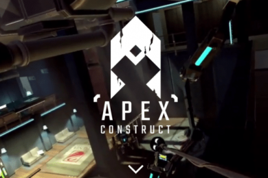 VR Game Apex Construct