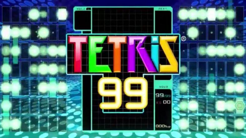 Tetris 99 Modes