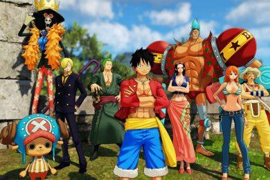 One Piece: World Seeker Side Mission