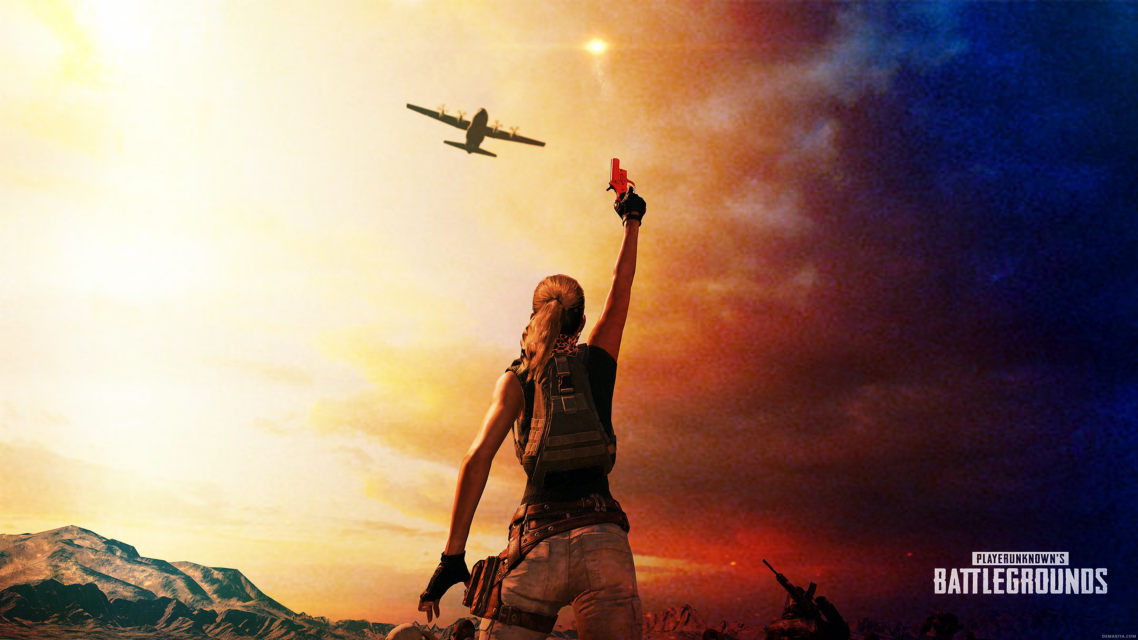 Pubg Gets Flare Gun Miramar Event Mode: PUBG Mobile And PC Is Haraam According To New Islamic Fatwa