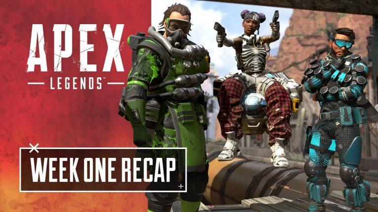 Apex Legends 25 Million