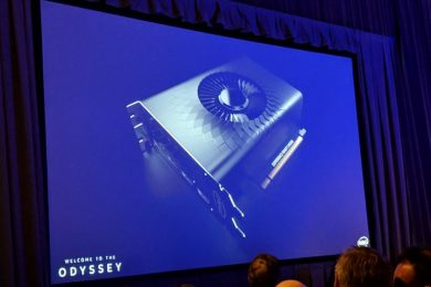 Intel Odyssey Xe