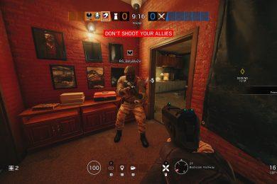 Siege Team Kill