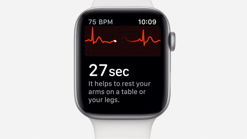 Apple Watch Heart Monitoring