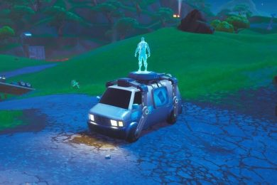 Fortnite Respawn Vans