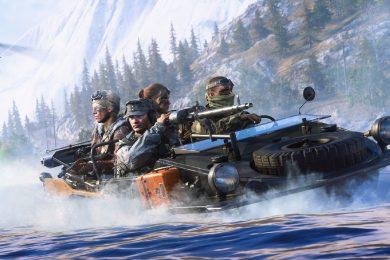 Battlefield V Firestorm Map Guide