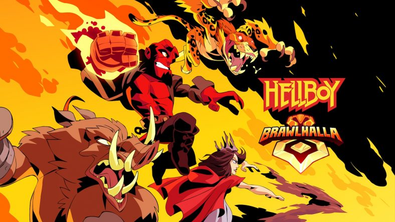 Hellboy Brawlhalla
