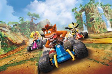 Crash Team Racing Trailers