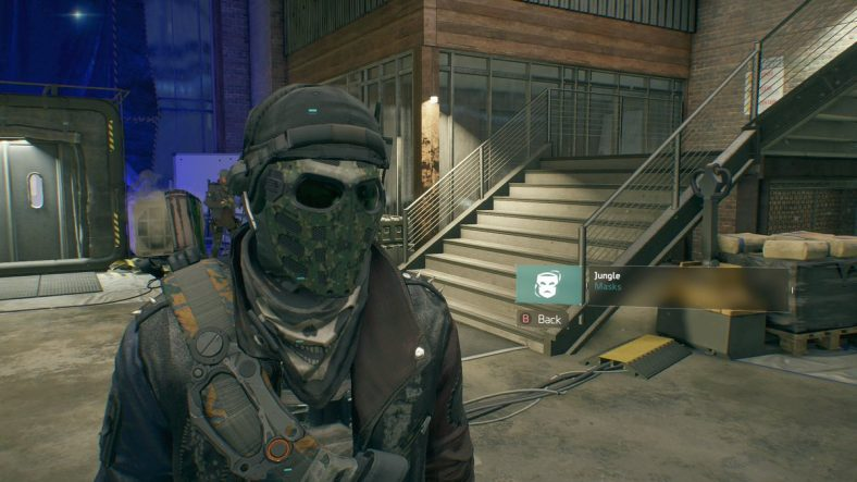 The Division 2 Hunter Masks Locations