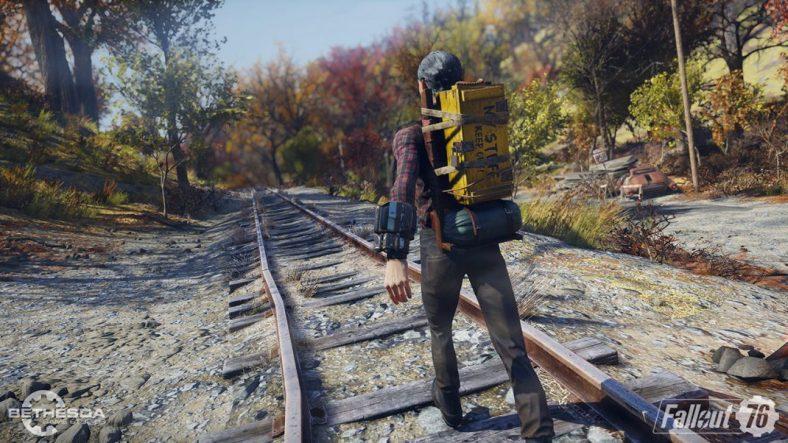 Fallout 76 The Wild Appalachia
