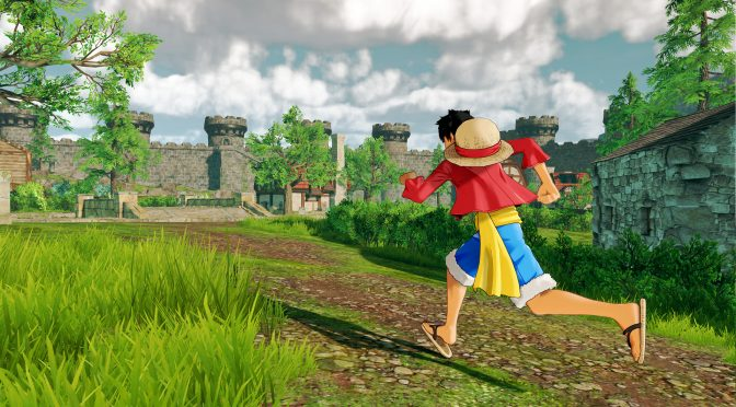 One Piece: World Seeker Skill Points