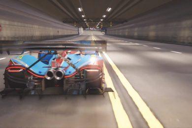 Xenon Racer Boston