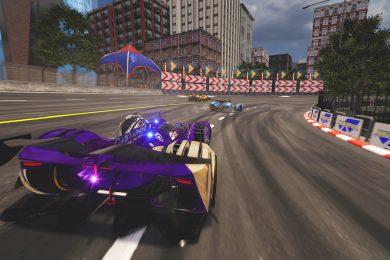 Xenon Racer Customization