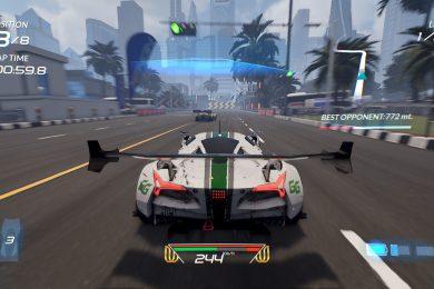 Review Xenon Racer