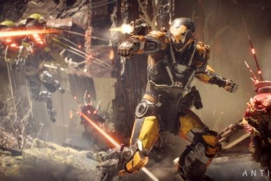 BioWare Anthem Launch