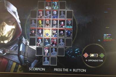 Mortal Kombat 11 Leak
