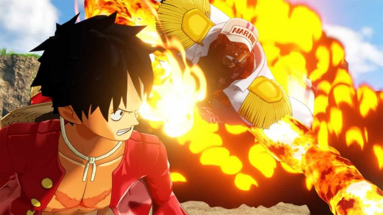 One Piece: World Seeker Side Quests