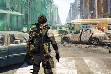 The Division 2 Skills