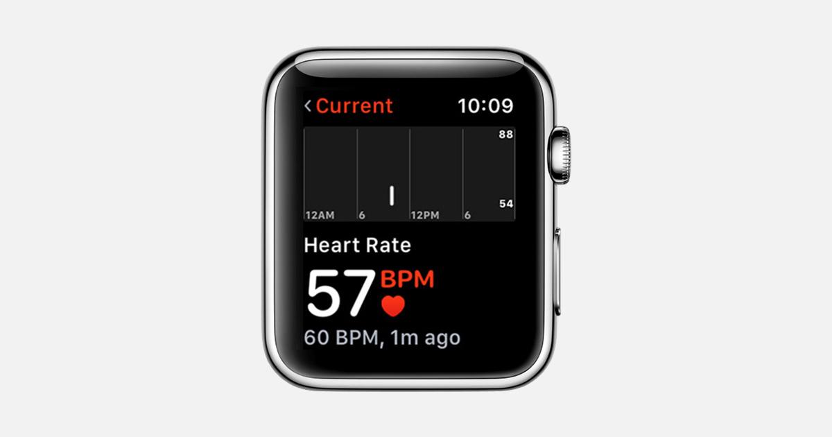 Apple Watch Heart Monitoring