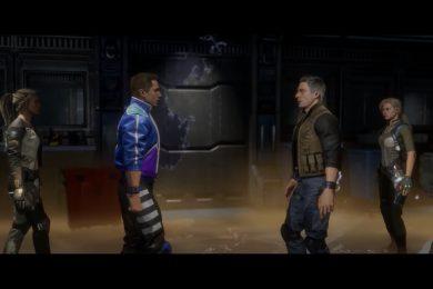 Mortal Kombat 11 Launch