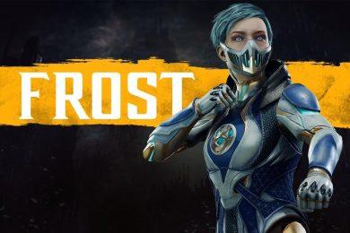 Mortal Kombat 11 Frost Guide