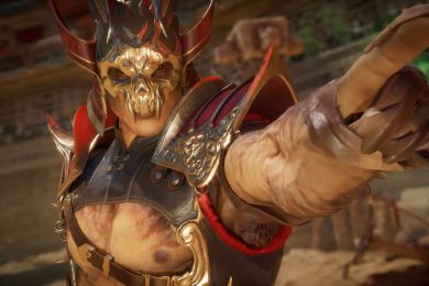 Mortal Kombat 11 Shao Kahn Trailer