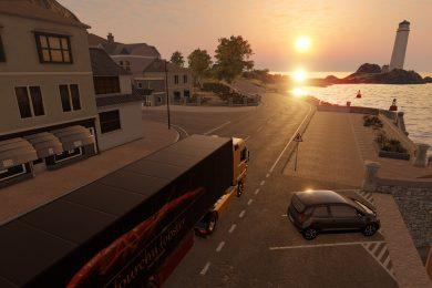 Truck Driver Development Update