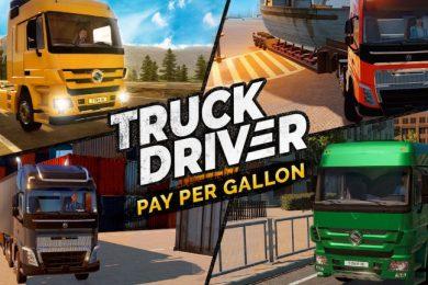 Truck Driver - Pay Per Gallon
