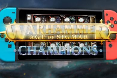 Warhammer Age of Sigmar: Champions Out