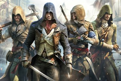 Assassin's Creed Unity Review Bombed