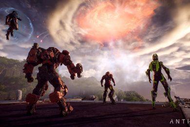 Anthem E3 Demo