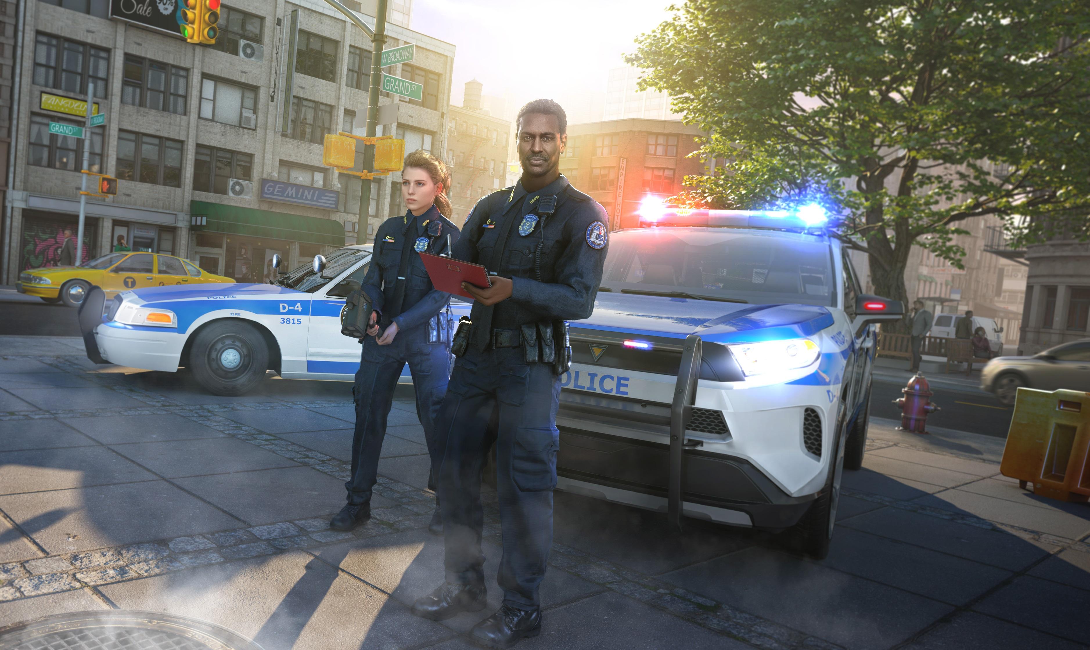 Simulator Polisi: Rilis Akses Awal Petugas Patroli