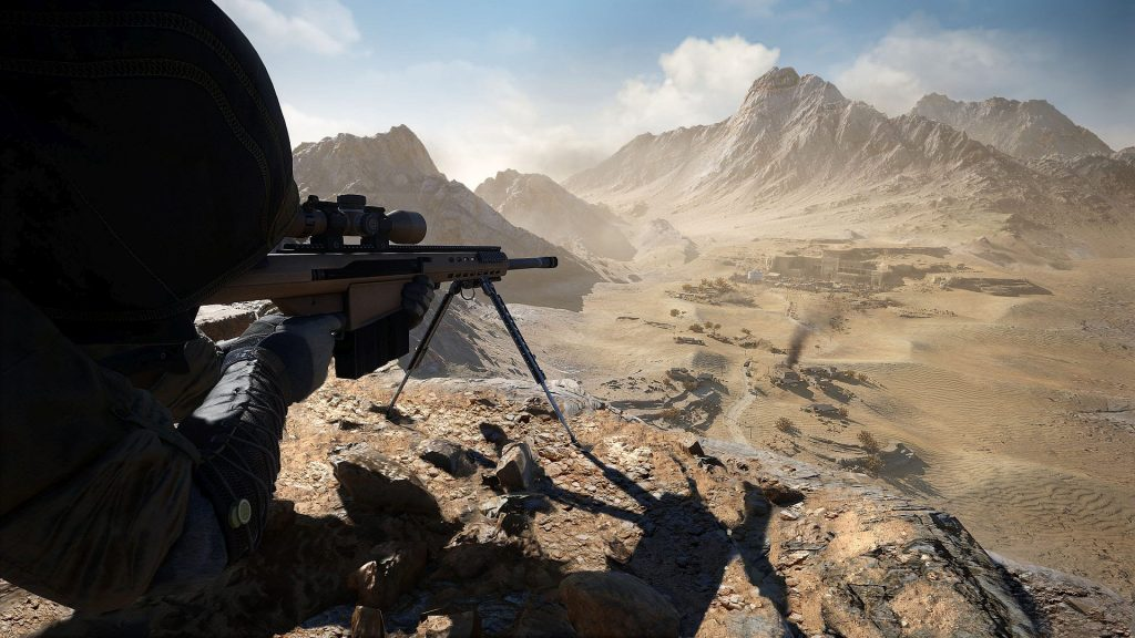 Sniper Ghost Warrior Contracts 2 Overview Trailer