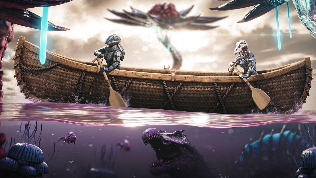 Ark Genesis Bagian 2 Panduan Kano