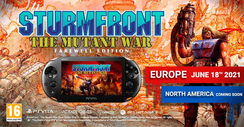 SturmFront Perang Mutan