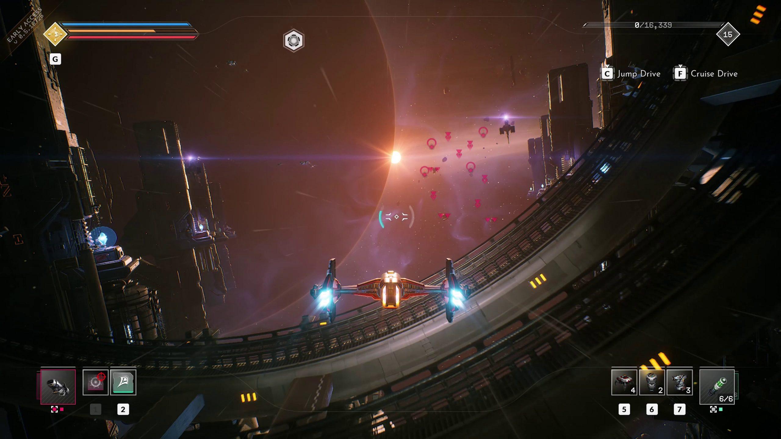 EVERSPACE 2 Zharkov: The Vortex