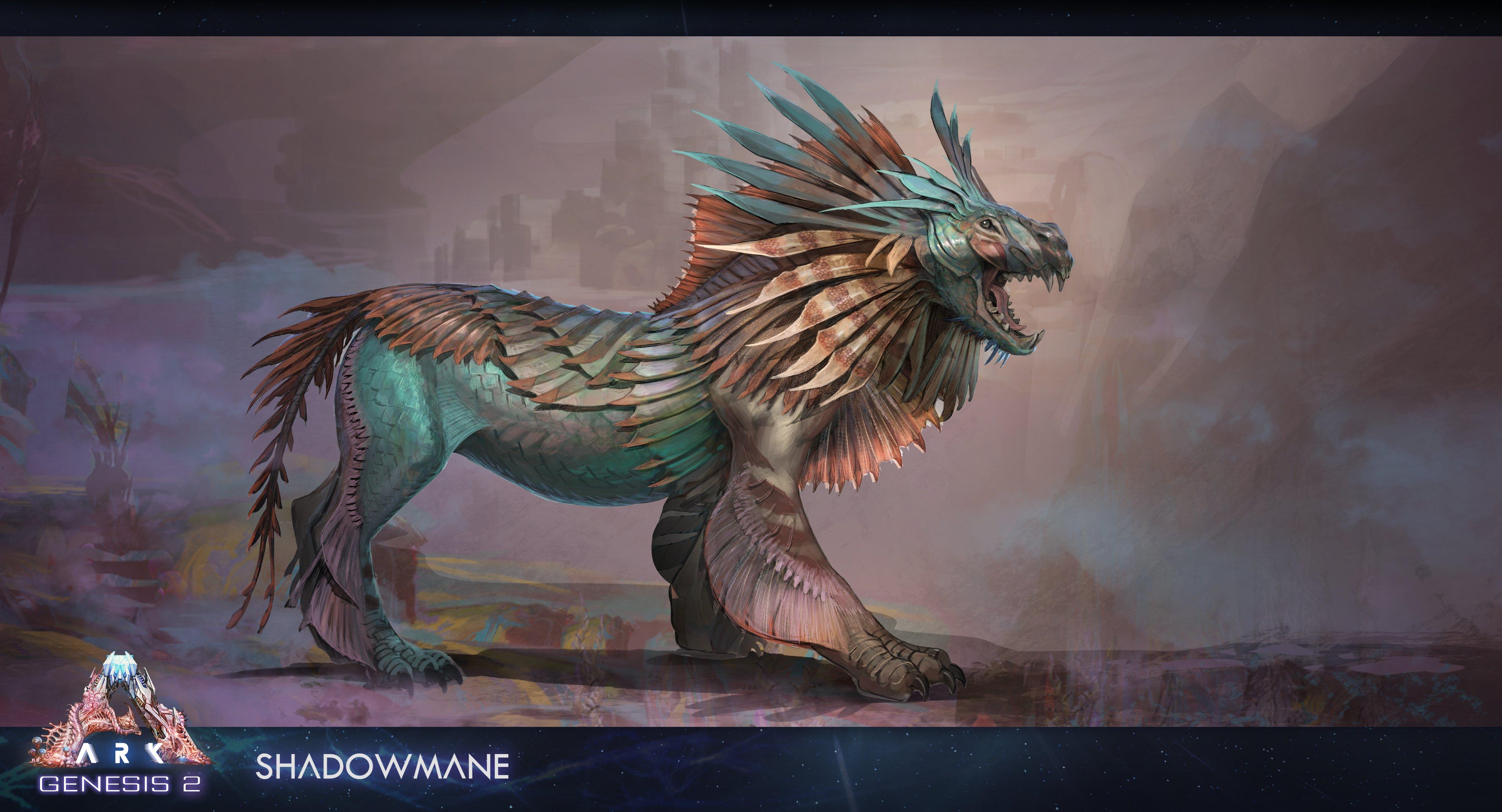 Ark Genesis Bagian 2 Panduan Shadowmane