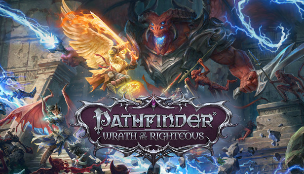 Pathfinder Wrath of Righteous Epic Games Store