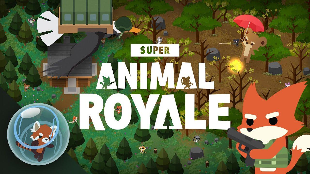 Super Animal Royale Xbox