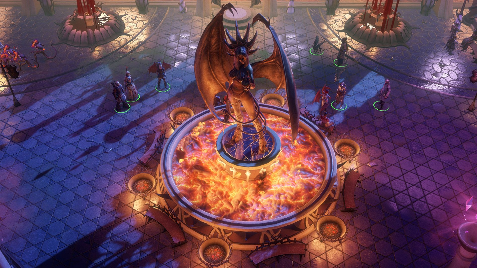 Pathfinder: Wrath of the Righteous Developer Diary