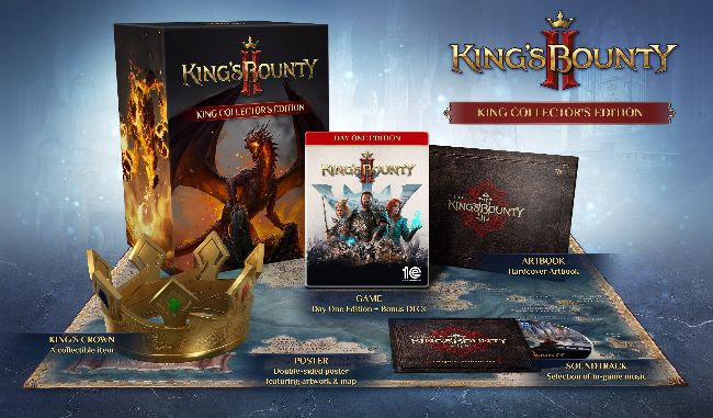 King's Bounty II: King Collector's Edition
